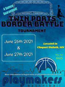 Twin Ports Border Tournament